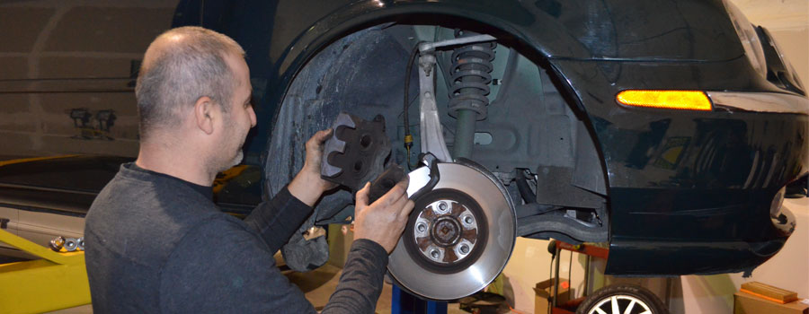 Brake Inspection | Joe's Unlimited Imports Auto Repair Richmond BC