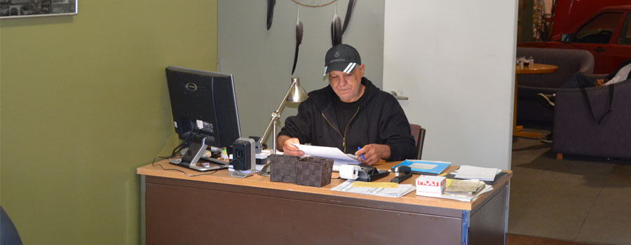 Joe Hanna, Main Reception Desk | Joe's Unlimited Imports Auto Repair Richmond BC