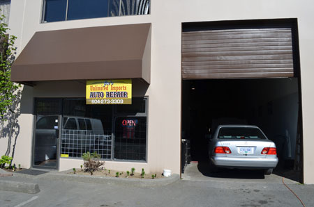 Auto Repair on Contact Joe   S Unlimited Imports Auto Repair In Richmond Bc